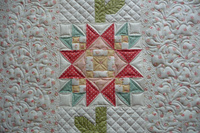 Marie-Therese Verrey  -  Flowerquilt