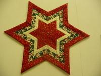 Kleine Sternendecke