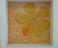 Blume in Miniatur